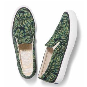 Keds Rifle Paper Co. Anchor Palms Slip-On Sneaker